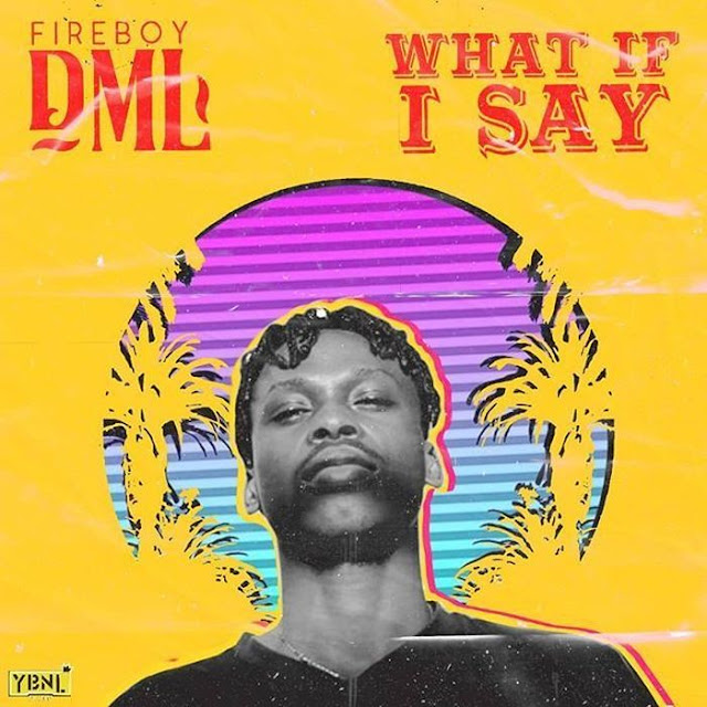 Watch Fireboy DML Official Music Video For ''WHAT IF I SAY''