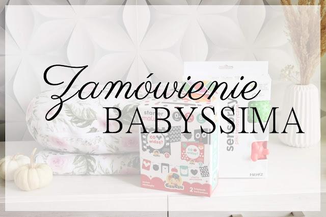 Moje zamówienie Babyssima