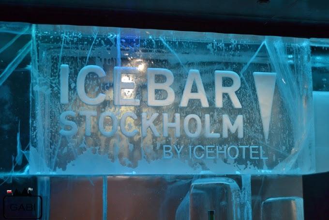 Icebar w Sztokholmie