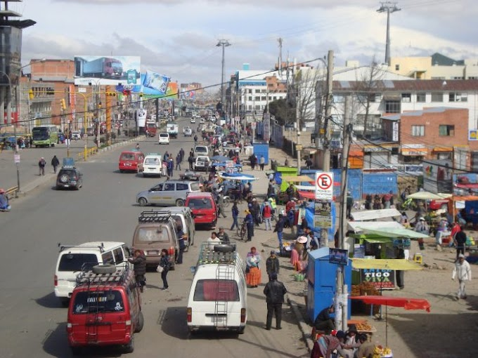 El Alto: Choferes rompieron cuarentena y cobraron tarifas arbitrarias