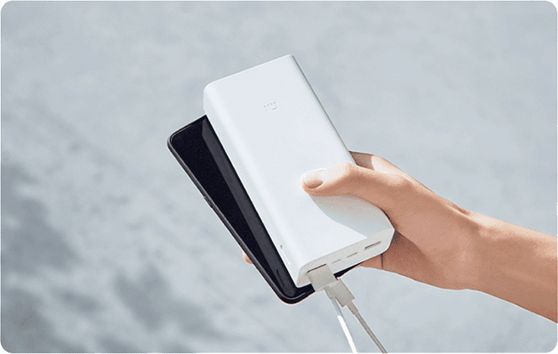 Xiaomi reveals a 30,000mAh power bank with 18W output