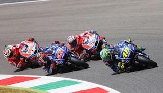 Penilaian Valentino Rossi Soal Sasis baru Yamaha