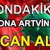 ARTVİN'DE CORONAVİRÜS'TEN ÖLEN SAYISI 2 OLDU