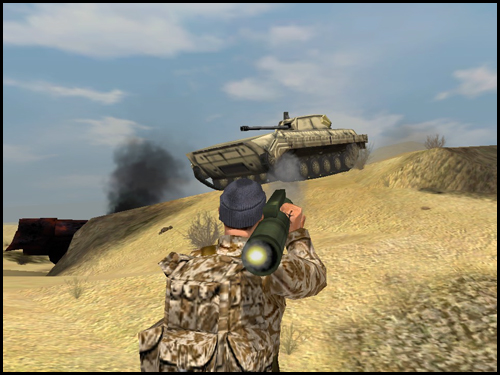 Conflict Desert Storm (free version) download for PC