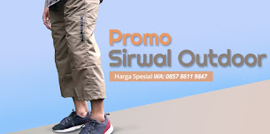 Celana Sirwal Alias Celana Cingkrang Yang Populer di Kalangan Remaja