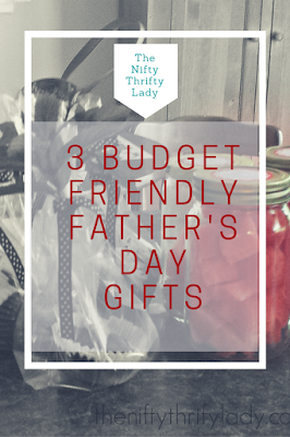 Budget Friendly Father's day Gift Ideas