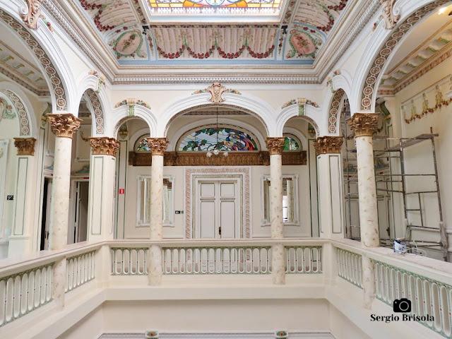 Palacete Basílio Jafet (piso superior 2)