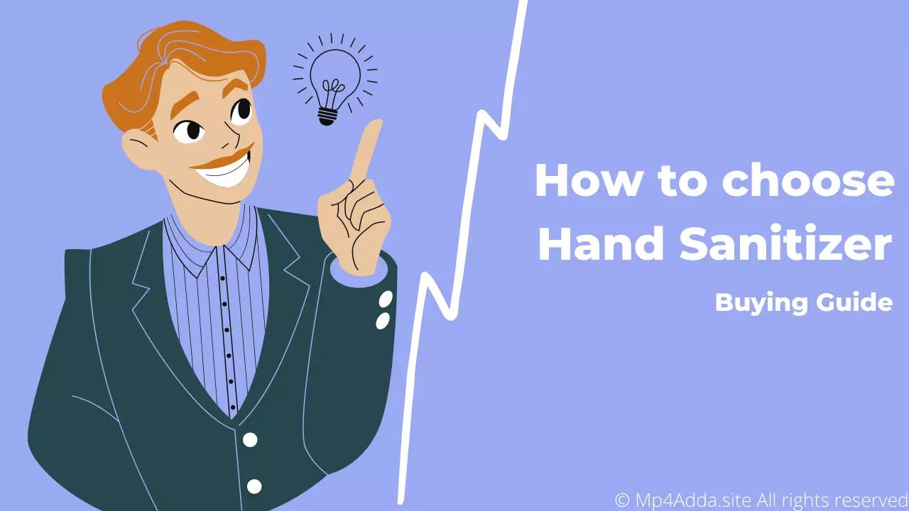 Hand Sanitizer Buying Guide