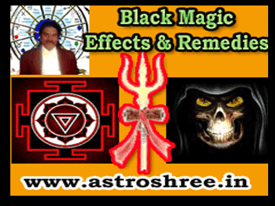 Black Magic Effects And Remedies by best astrologer