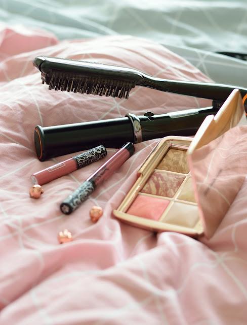 Hourglass, Kat Von D, makeup