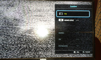 Cara Menghubungkan PC Ke TV Dengan Kabel VGA