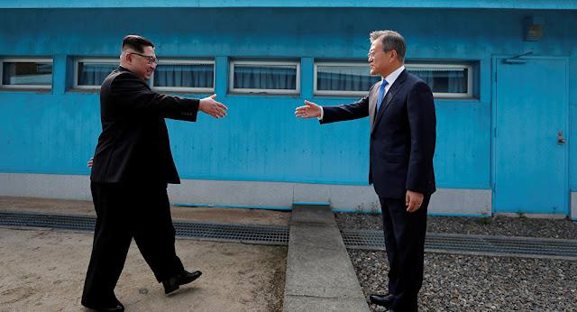 En Corea del Norte, Trump pateó el hormiguero del status quo