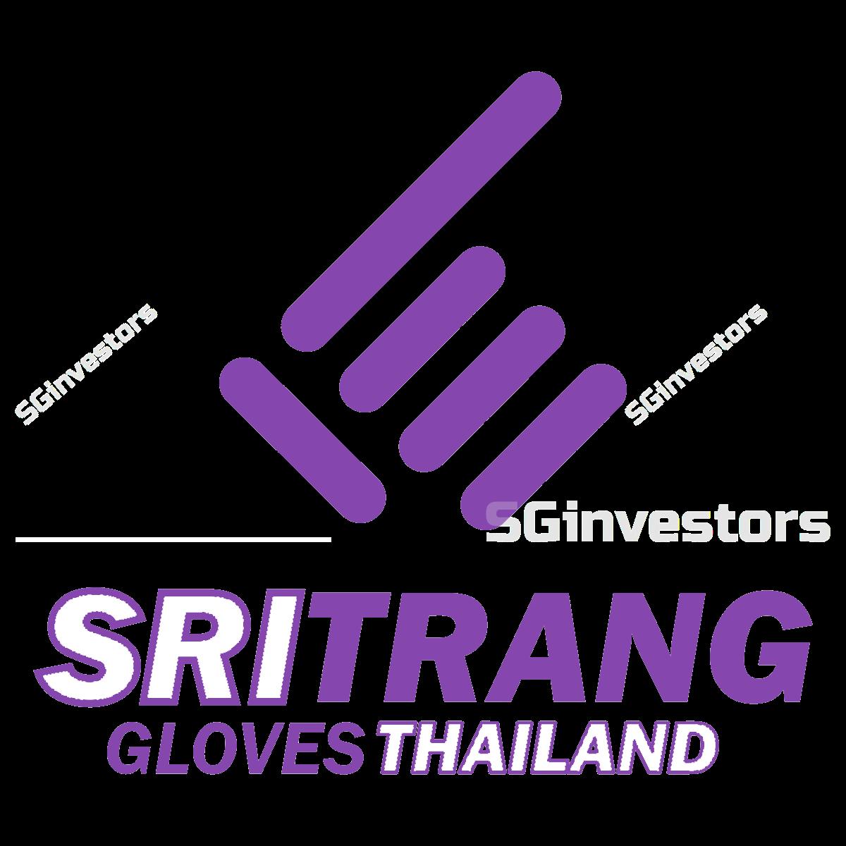 SRI TRANG GLOVES (THAILAND)PCL (SGX:STG) @ SGinvestors.io