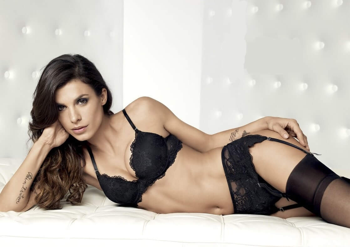49 Hot Pictures Of Elisabetta Canalis Which Are Here To Rock Your World