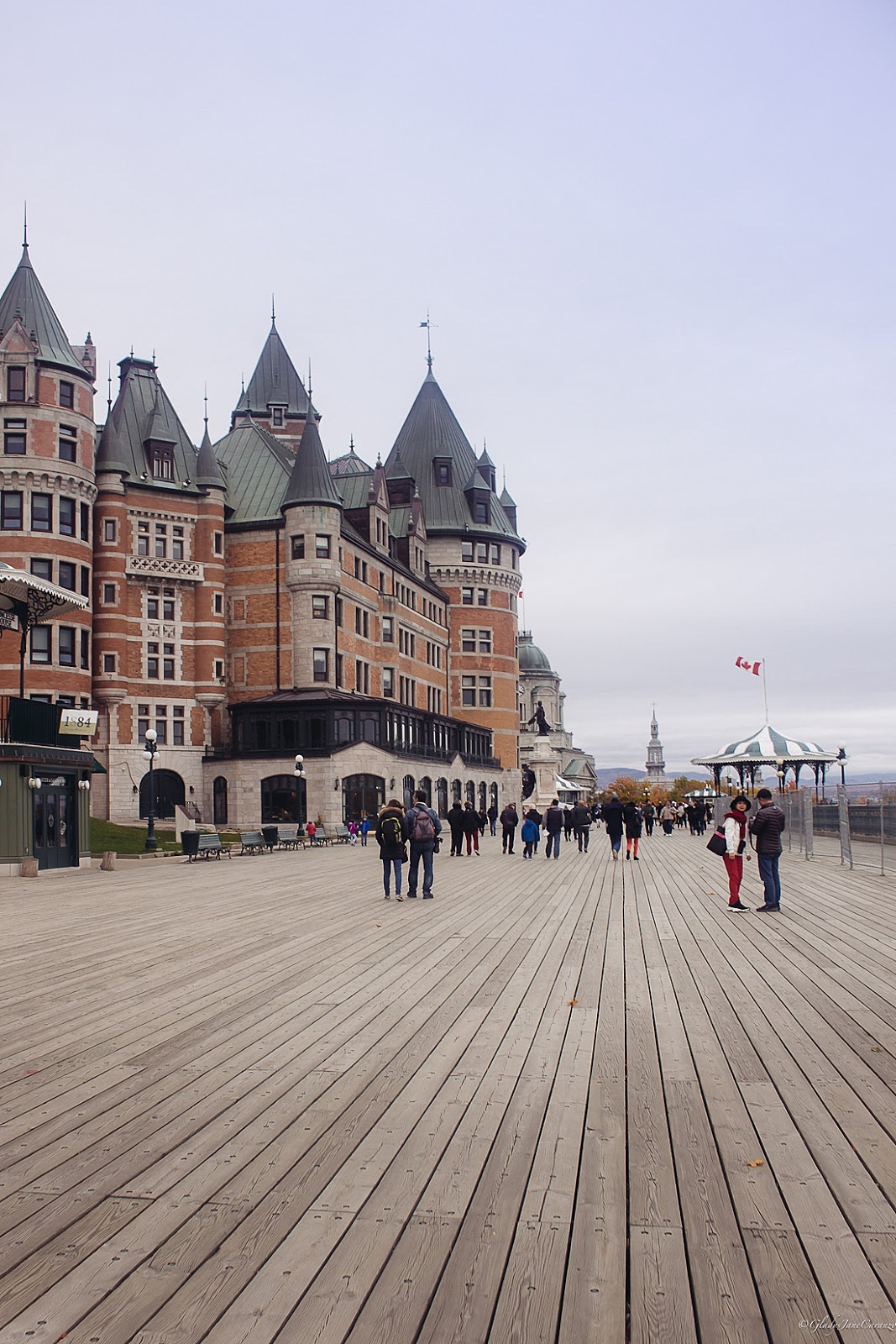 Fairmont Le Château Frontenac: Things To Do in Old Quebec