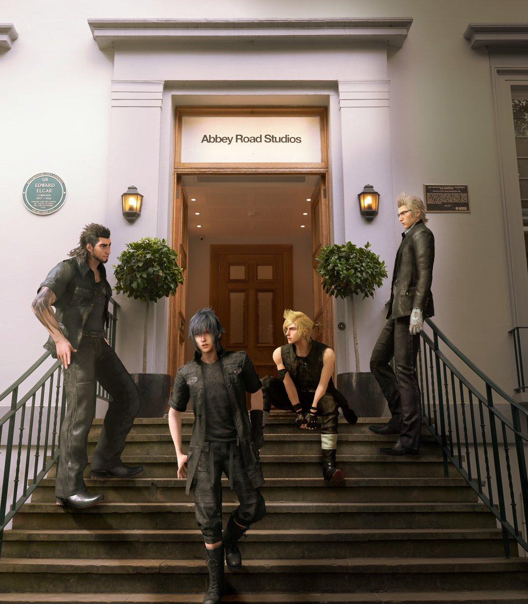 Final Fantasy XV soundtrack live