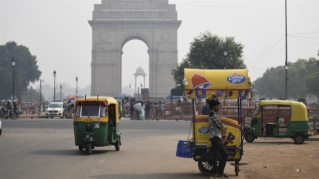 India: Delhi battles unsafe contamination after Diwali firecrackers