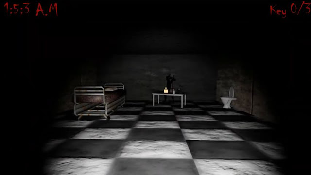 Free Download Game Horor The Haunted Asylum PC
