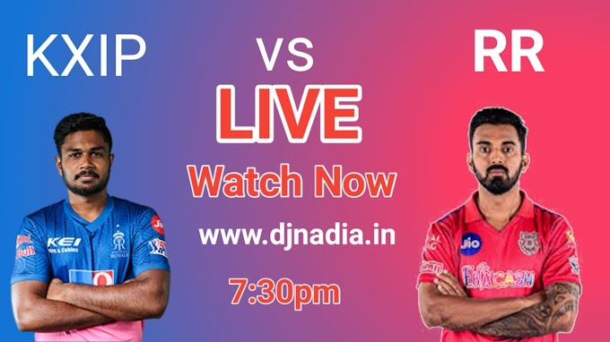 Watch live vivo IPL 2021 Rajesthan vs Punjab Free, today ipl 2021 match KXIP vs RR live match watch now