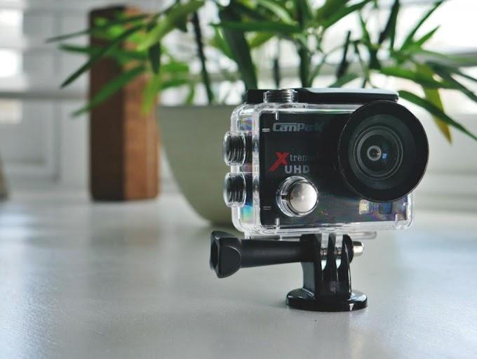 SORTEIO - Ganhe uma Câmera esportiva 4k Ultra HD de 16MP!
