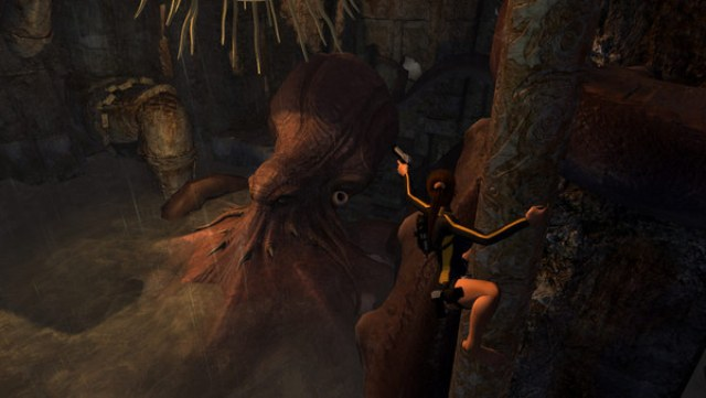 Tomb Raider Underworld Games Screenshots