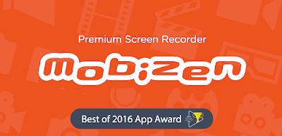 Mobizen Screen Recorder Pro Apk Premium Latest Version