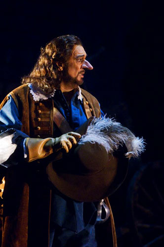 halffilled attic character thursday cyrano de bergerac
