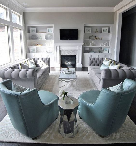 50+ Ideas Decoration of Modern Small Rooms With Pictures 12