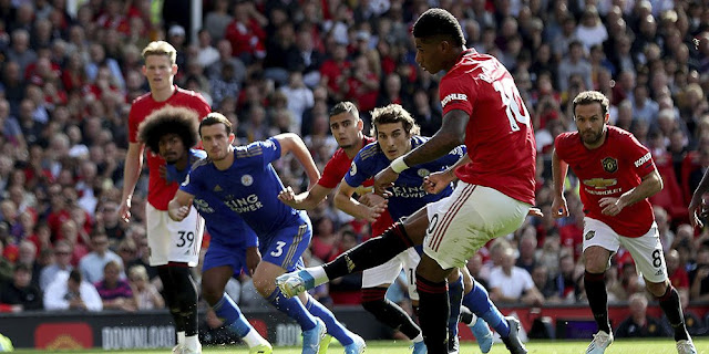 The importance of the victory against Leicester City Manchester United