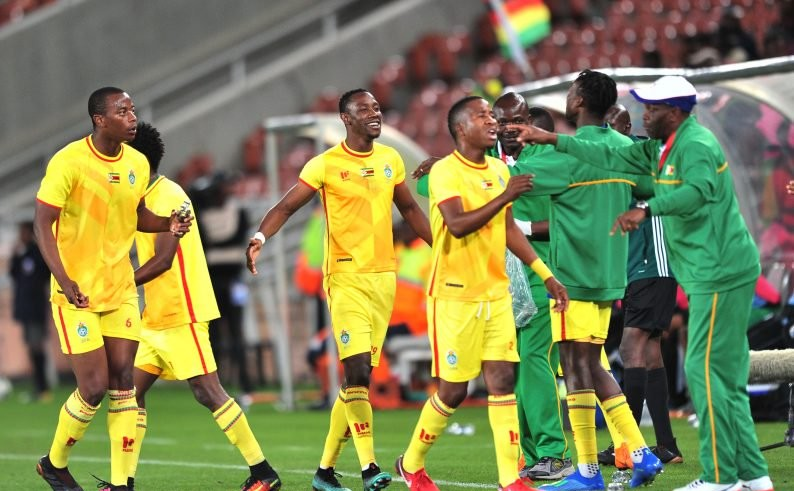 التعادل الإيجابي يحسم مباراة أوغندا وزمبابوي