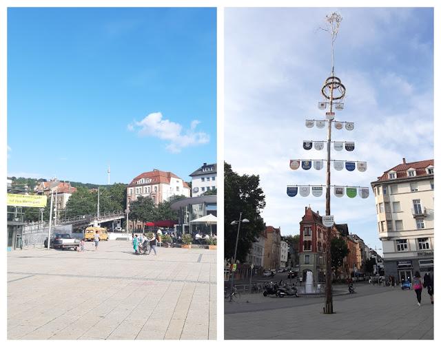 Marienplatz - Stuttgart