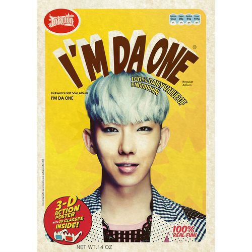 JO KWON – I'm da One (ITUNES PLUS AAC M4A)