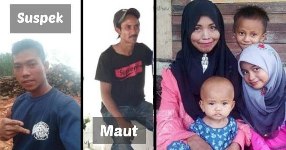 Suami Maut, Isteri Cedera Ditetak Warga Indonesia - Online News