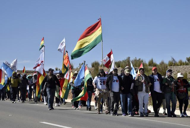 Temor a una nueva Venezuela en Bolivia tras fallo a favor de Morales