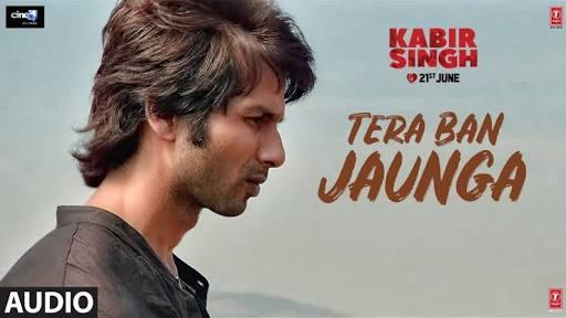 Tera Ban Jaunga Song Lyrics in Hindi   Akhil Sachdeva   Tulsi Kumar   Kabir Singh