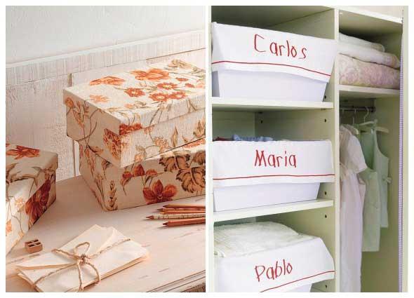 cajas zapatos,almacenar, manualidades