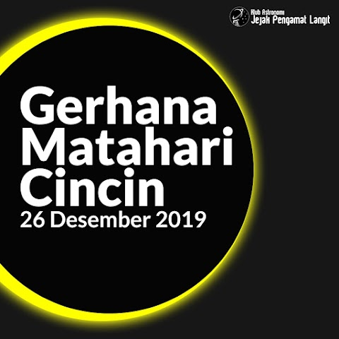 Tur Gerhana Matahari Cincin 2019 di Derawan