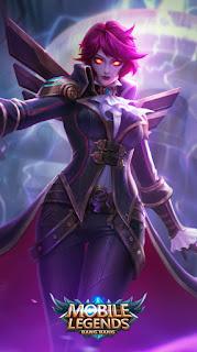 Eudora Countess Scarlet Heroes Mage of Skins