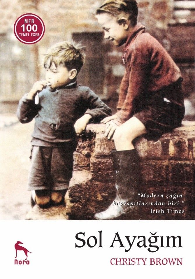 Sol Ayağım - Christy Brown PDF Kitap indir