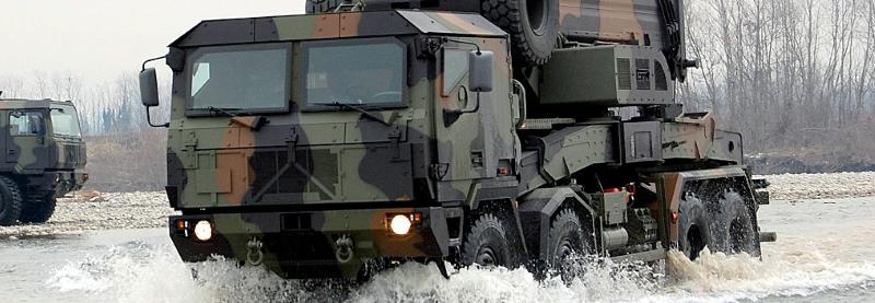 Румунія підписала контракт на 942 вантажівок Iveco