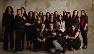 Campagne de sensibilisation contre les violences faites aux femmes et les féminicides