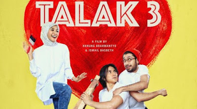 Download Film Talak 3 Bluray Full Movie Indonesia 2016