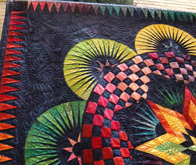 Fun With Barb Northern Star Quilters Shine Again