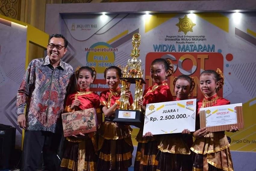 Puluhan Peserta Tampilkan Bakat pada Ajang UWM Got Talent 2019