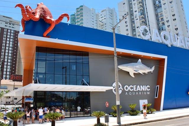 Oceanic Aquarium Balneário Camboriú