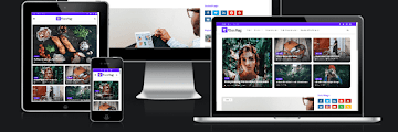 Flexblog Template Blogger Responsive | Freeseo