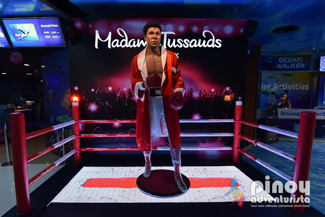 Madame Tussauds Bangkok Discounted Tickets
