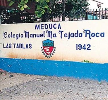 Las Tablas: 79 aniversario del Colegio Manuel María Tejada Roca