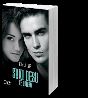 Portada Suki Desu. Te quiero