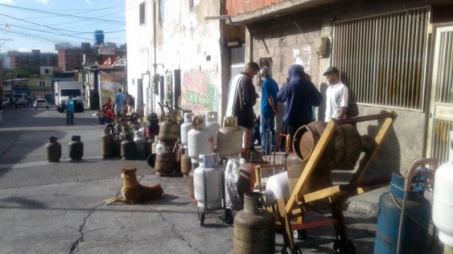 Venezuela: la potencia energética no produce suficiente gas para atender las necesidades de sus ciudadanos